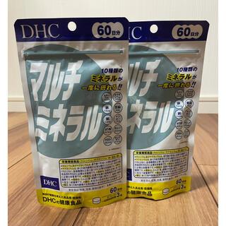 DHC - DHC マルチミネラル 60日分(180粒*2コセット)