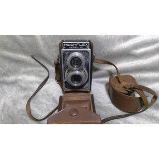リコー(RICOH)の希少 リコー 二眼レフカメラ RICOH FLEX Ⅶ (フィルムカメラ)