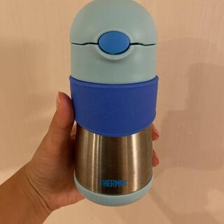 THERMOS - サーモス ストロー水筒 水筒 サーモス 真空断熱ベビーストローマグ