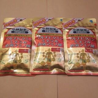 小林製薬 - 小林製薬 マルチビタミンミネラル必須アミノ酸30日分×3袋