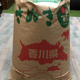 令和3年香川県産コシヒカリ玄米25キロ減農薬