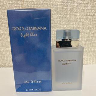 DOLCE&GABBANA - ライトブルーオーインテンス50ml