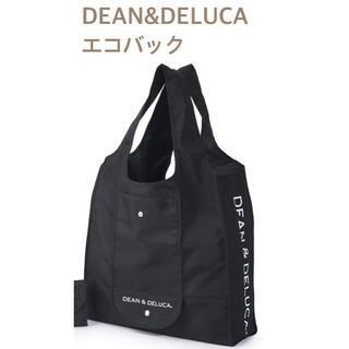 DEAN & DELUCA - DEAN&DELUCAエコバック ブラック