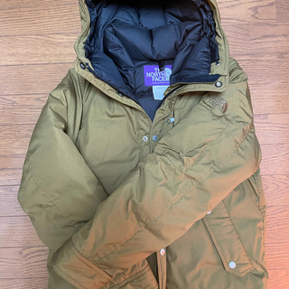 THE NORTH FACE - THE NORTH FACE ×JS限定 MOUNTAN SHORT DOWN