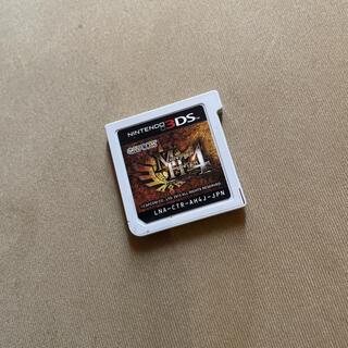 ニンテンドー3DS(ニンテンドー3DS)のモンハン4即購入おkです(家庭用ゲームソフト)