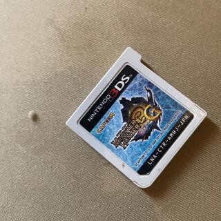 ニンテンドー3DS(ニンテンドー3DS)のモンハン3G即購入おkです(家庭用ゲームソフト)
