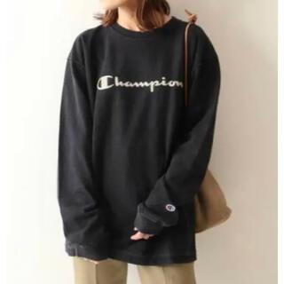 FRAMeWORK - 美品♡ Champion REVERSE WEAVEロングスリーブTシャツ