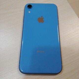 iPhone - iPhone XR 64GB ブルー SIMフリー