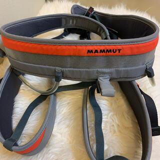 マムート(Mammut)のマムート クライミングハーネス Lサイズ(登山用品)