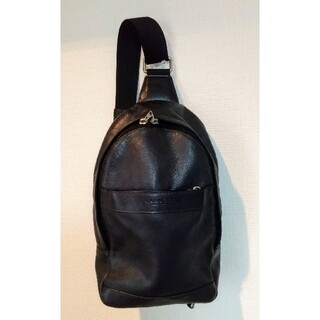 COACH - コーチ ショルダーバッグ F71751 CAMPUS PACK IN SMOOT