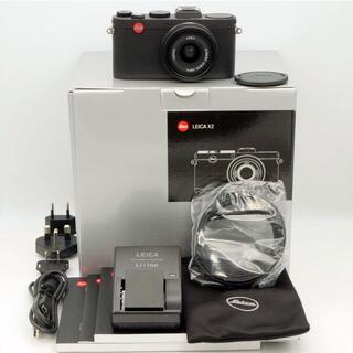 LEICA - ★極美品★LEICA X2 ライカ コンパクトデジタルカメラ