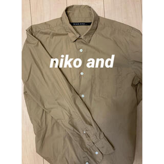 niko and... - niko and Shirt シャツ