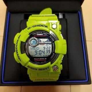 ジーショック(G-SHOCK)のG-SHOCK GWF-1000-1JF フロッグマン カスタム 雨蛙(腕時計(デジタル))