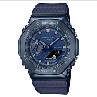 ジーショック(G-SHOCK)のカシオーク gshock Gショック  GM2100 メタルカシオーク(腕時計(アナログ))