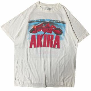 【希少】AKIRA アキラ 金田 肩幅53身幅55袖丈20着丈74