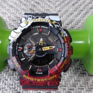 ジーショック(G-SHOCK)のGshock ワンピース(腕時計(デジタル))