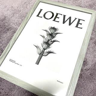 ロエベ(LOEWE)のロエベ LOEWE ポスター インテリアポスター 韓国 ファブリックポスター(ポスターフレーム)