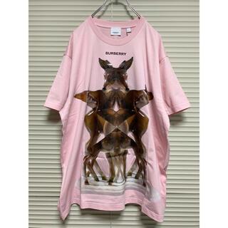 BURBERRY - 新品【 BURBERRY バーバリー 】Multi Deer T-shirt L
