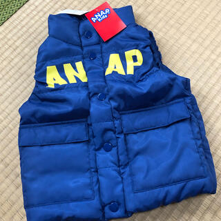 アナップキッズ(ANAP Kids)のダウンベスト 100(ジャケット/上着)