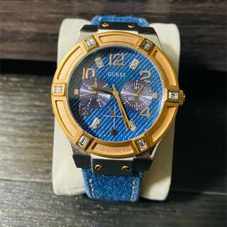 ゲス(GUESS)のゲス 腕時計 レディースメンズ兼用 50%OFFセール(腕時計)
