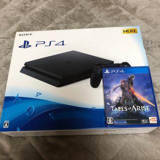 PlayStation4 - PlayStation4とテイルズオブアライズのセット!