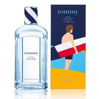 トミーヒルフィガー(TOMMY HILFIGER)のトミーヒルフィガー メンズ オーデトワレ イントゥーザサーフ(香水(男性用))