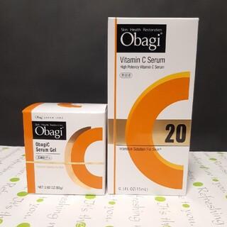 Obagi - オバジC20セラム15ml・オバジCセラムゲル 80g 2点セット【新品】