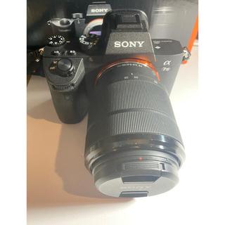 SONY - α7III ミラーレス一眼カメラ ILCE-7M3K ズームレンズキット