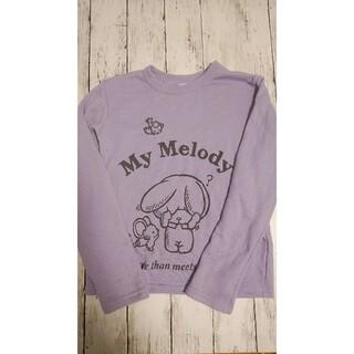 サンリオ(サンリオ)のMY MELODYトレーナー(Tシャツ/カットソー)