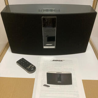 BOSE - 【BOSE・中古】SoundTouch 30 ワイヤレススピーカー