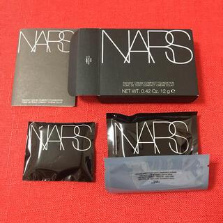 ナーズ(NARS)の新品❤︎NARS❤︎ラディアントクリーム コンパクトファンデーション  6304(ファンデーション)