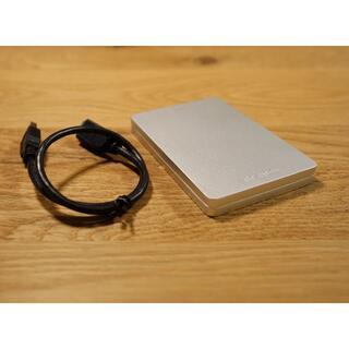 東芝 - 新品同様 TOSHIBA USB3.0 ハードディスク Canvio 1TB