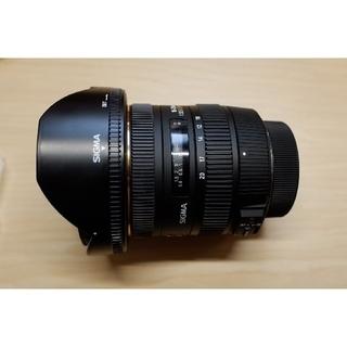SIGMA - SIGMA 10-20mm f/3.5 EX DC HSM ニコンFマウント