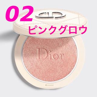 Christian Dior - ディオールスキン フォーエヴァー クチュール ルミナイザー #02 ピンクグロウ