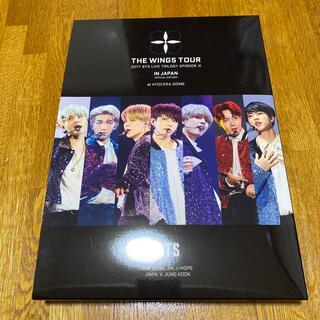 防弾少年団(BTS) - BTS THE WINGS TOUR Blu-ray