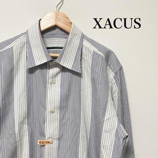 TOMORROWLAND - XACUS ザカス シャツ メンズ ストライプ カッターシャツ トップス