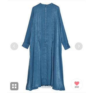 Ameri VINTAGE - ameri QUEUE BUTTON DRESS ワンピース M