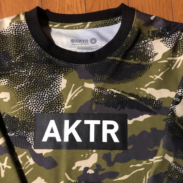 AKTR アクター ロンT スポーツ/アウトドアのスポーツ/アウトドア その他(バスケットボール)の商品写真