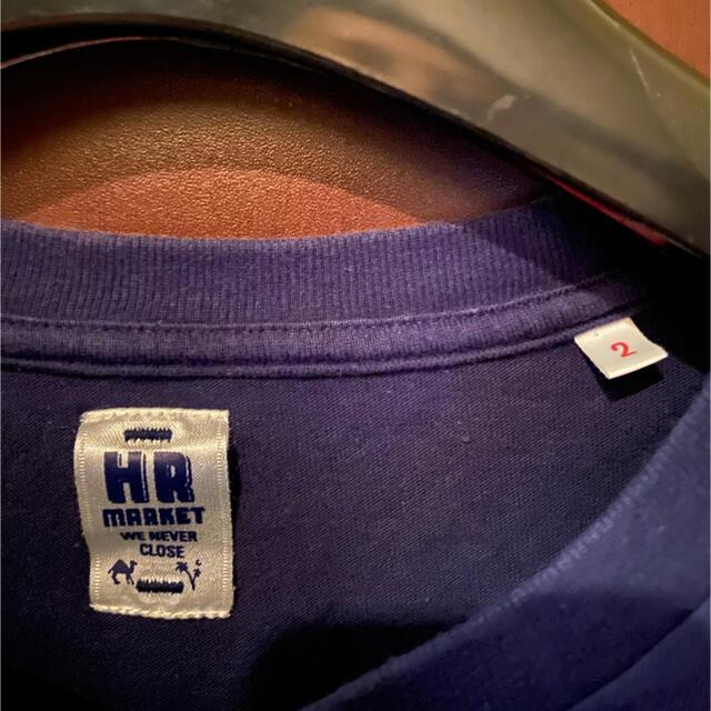 HOLLYWOOD RANCH MARKET(ハリウッドランチマーケット)のハリウッドランチマーケット  Tシャツ  2    メンズのトップス(Tシャツ/カットソー(半袖/袖なし))の商品写真