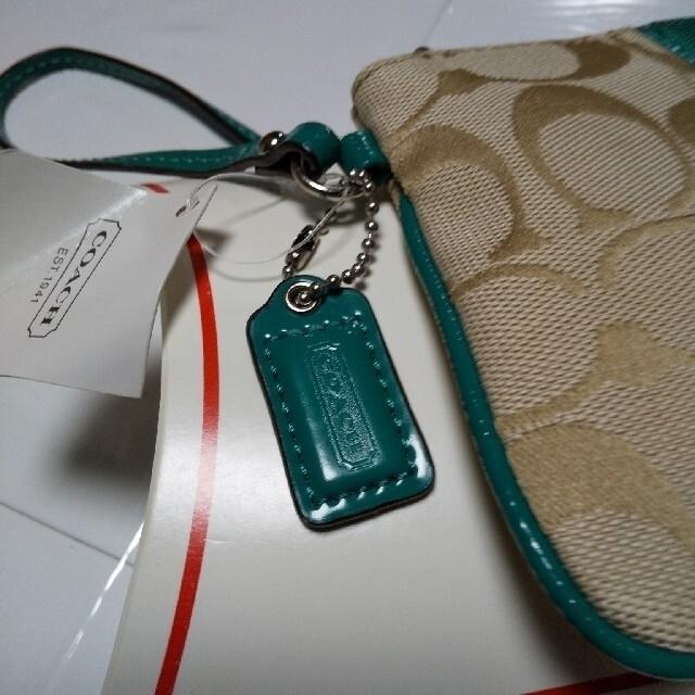 COACH(コーチ)のCOACH 小物入れポーチ レディースのファッション小物(ポーチ)の商品写真