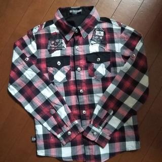 バツ(BA-TSU)のシャツ140cm(Tシャツ/カットソー)