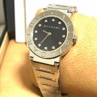 BVLGARI - BVLGARIブルガリブルガリ BB23SS 12Pダイヤ腕時計