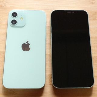 iPhone12 グリーン スマホモックアップ  展示品 サンプル(その他)
