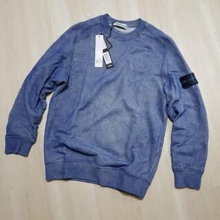 STONE ISLAND - STONE ISLAND dust sweatshirts スウェットシャツ