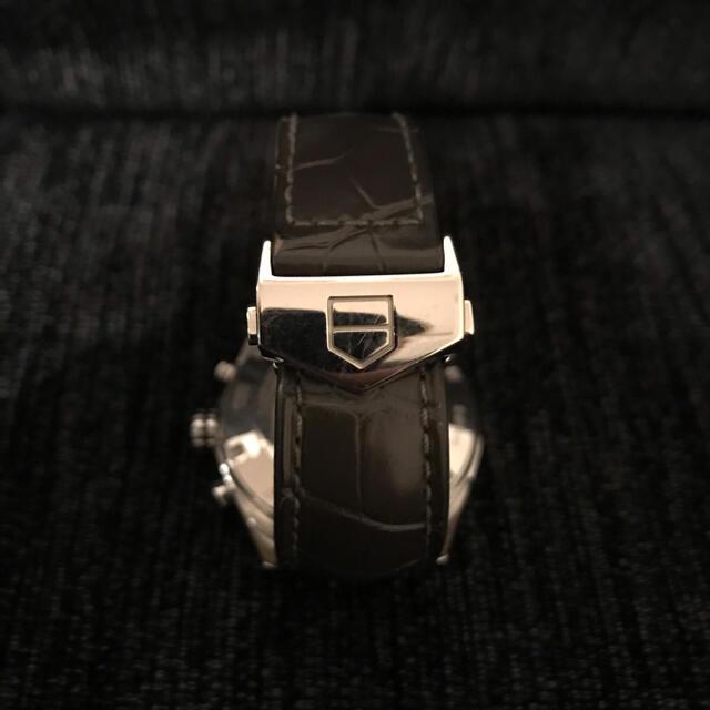 TAG Heuer(タグホイヤー)の【大幅値下げ】タグ・ホイヤー カレラ クロノグラフ【限定モデル】 メンズの時計(腕時計(アナログ))の商品写真