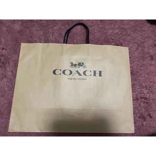 コーチ(COACH)のコーチ ショッパー(ショップ袋)