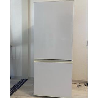 2019年製 冷凍冷蔵庫 AQUA AQR-18H (184L)
