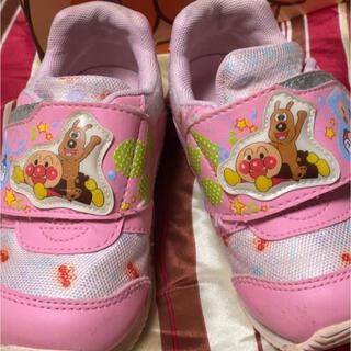 アンパンマン(アンパンマン)のアンパン女児靴(スニーカー)