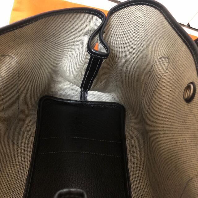 Hermes(エルメス)のエルメス ガーデンパーティー PM トートバッグ レディースのバッグ(トートバッグ)の商品写真