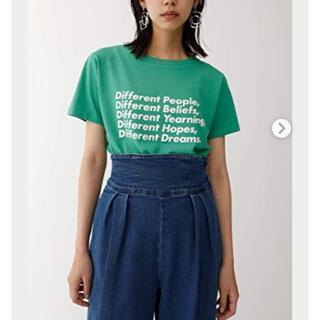 マウジー(moussy)の新品 moussy Tシャツ ♡(Tシャツ(半袖/袖なし))